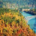Tadami River First Bridge