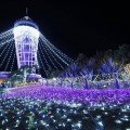 Enoshima Sea Candle Illumination