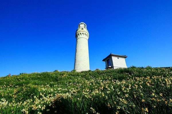 Tsunoshima Lighthouse, Yamaguchi, Japan, 角島灯台, 山口, 日本