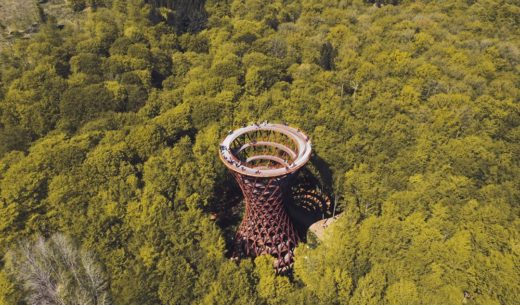 Camp Adventure, Forest Tower, Denmark