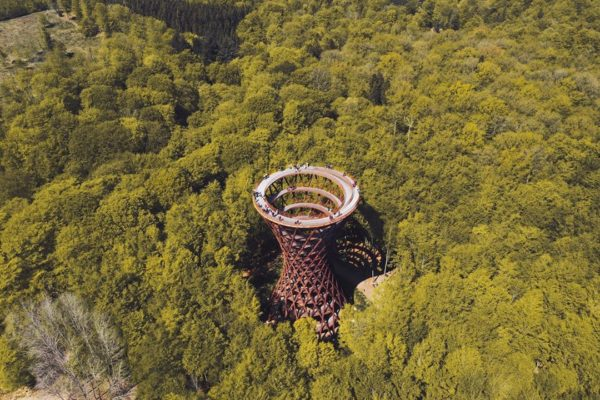 Camp Adventure, Forest Tower, Denmark