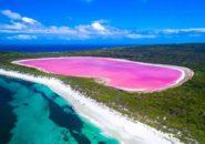 Lake Hillier, Pink Lake, Australia