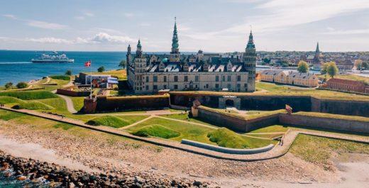 Kronborg Slot, Kronborg Castle, Denmark