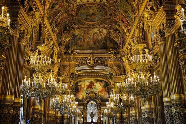 Palais Garnier, Place de l'Opéra, Paris, France