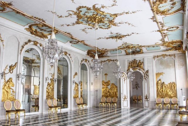 Neue Kammern, New Chambers, Potsdam, Germany
