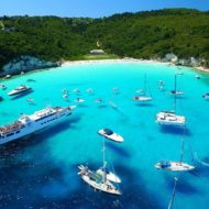 Antipaxos Island, Greece