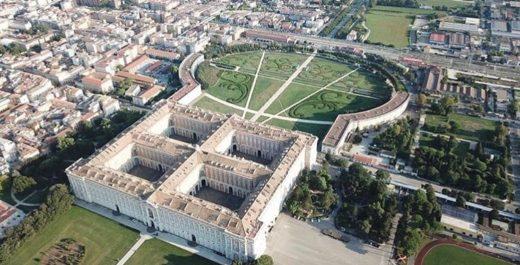 Reggia di Caserta, Royal Palace of Caserta, Italy