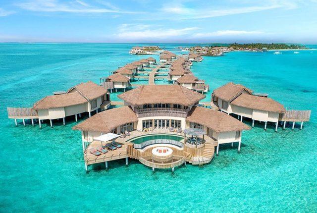 InterContinental Maldives Maamunagau Resort, Maldives