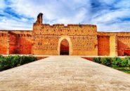El Badi Palace, Marrakech, Morocco