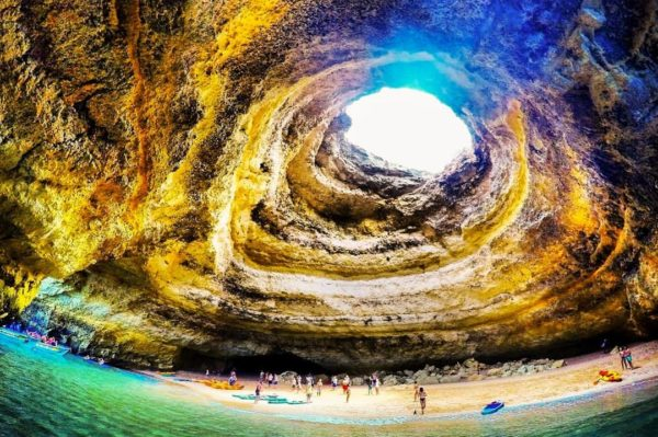 Benagil Caves, Lagoa, Portugal