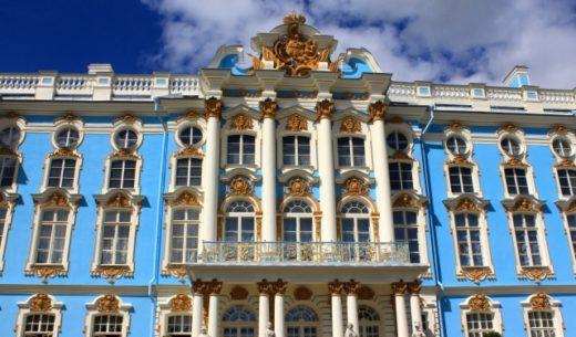 Catherine Palace, Sankt-Peterburg, Russia
