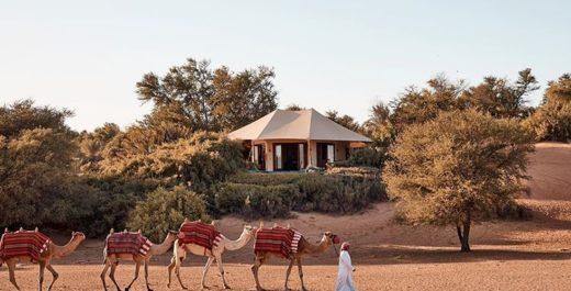 Al Maha, Desert Resort & Spa, Dubai, UAE
