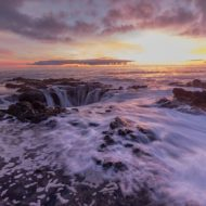Thor's Well, Cape Perpetua, USA