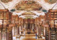 Abbey Library of Saint Gall, Switzerland