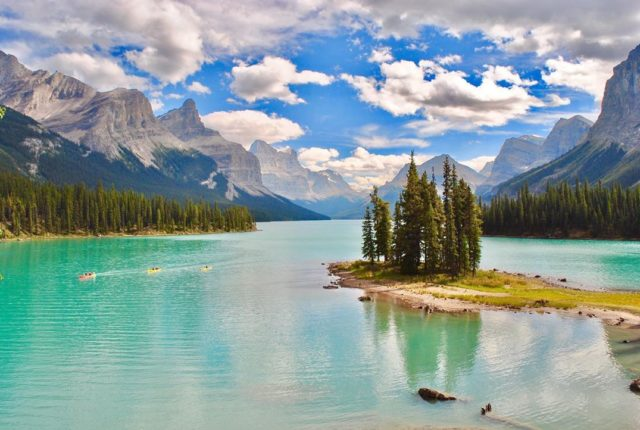 Jasper National Park, Alberta, Canada, Canadian Rockies