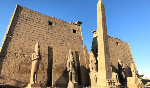 Luxor Temple, Egypt