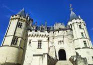 Chateau de Saumur, Loire, France