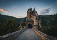 Eltz Castle, Burg Eltz, Wierschem, Germany