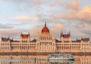 Hungarian Parliament Building, Országház, Budapest, Hungary