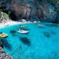 Cala Mariolu, Baunei, Sardinia, Italy