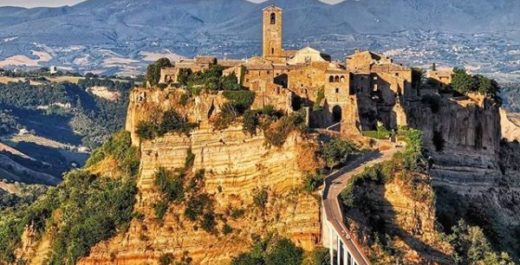 Civita di Bagnoregio, Viterbo, Italy