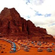 Memories Aicha Luxury Camp, Wadi Rum, Jordan