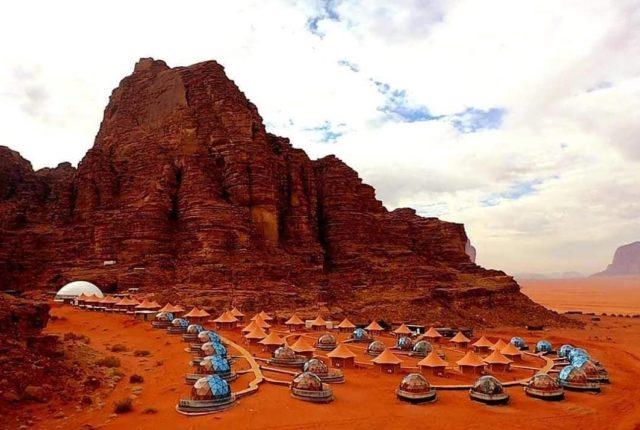 Memories Aicha Luxury Camp, Wadi Rum, Jordan