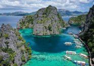 Kayangan Lake, Coron, Busuanga, Palawan, Philippines