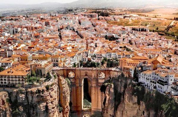 Ronda, Puente Nuevo, Andalusia, Spain