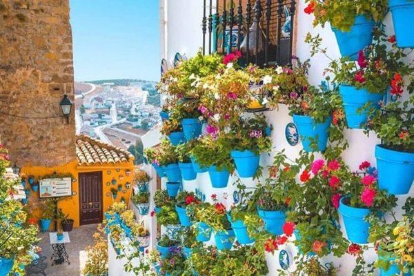 Iznajar, Córdoba, Andalusia, Spain