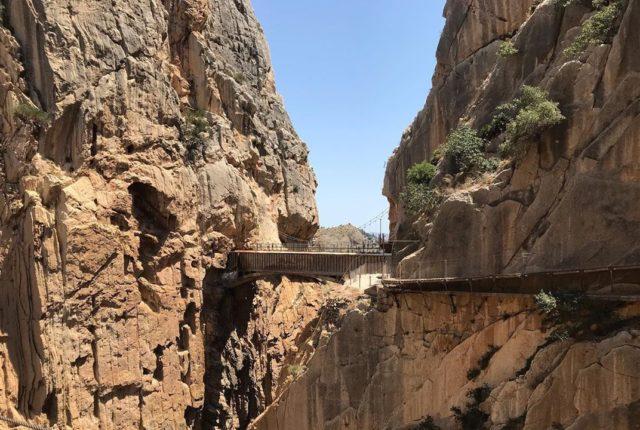El Caminito del Rey, Andalusia, Spain