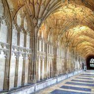 Gloucester Cathedral, England, United Kingdom