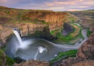 Palouse Falls State Park, Washtucna, Washington, United States