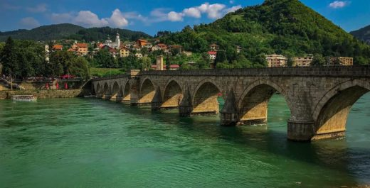 Mehmed Paša Sokolović Bridge, Bosnia and Herzegovina, World Heritage
