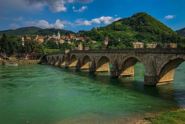 Mehmed Paša Sokolović Bridge, Bosnia and Herzegovina, World Heritage