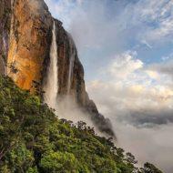 Canaima National Park, Guiana Shield, Auyantepui, Angel Falls, Venezuela, World Heritage