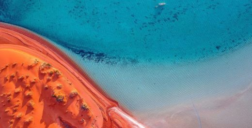 Francois Perou National Park, Shark Bay, Australia, World Heritage