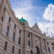 The Hofburg, Vienna, Wien, Austria, World Heritage