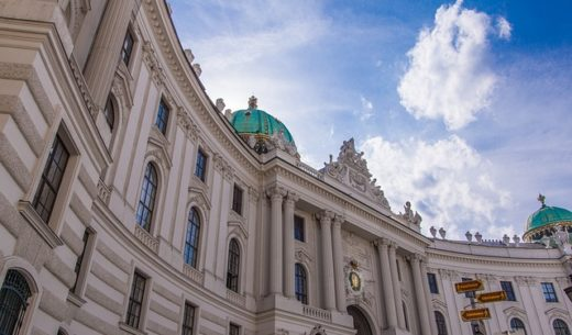 The Hofburg, Vienna, Wien, Austria, World Heritage