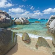 The Baths, Devil's Bay National Park, Virgin Gorda, British Virgin Islands