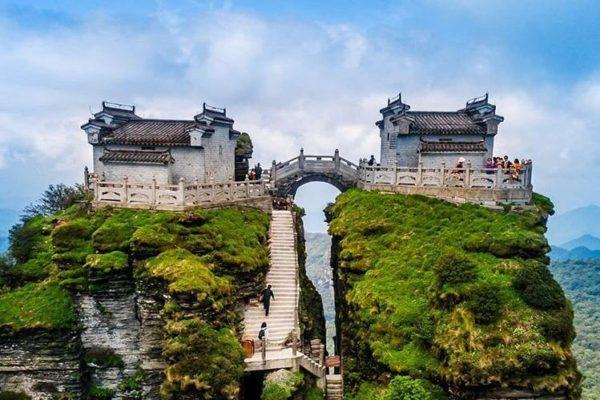Fanjingshan, Guizhou, China, World Heritage