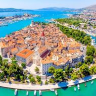 Historic City of Trogir, Croatia, World Heritage
