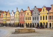 Historic Centre of Telc, Czech, World Heritage