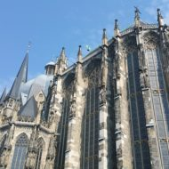 Aachen Cathedral, Germany, World Heritage