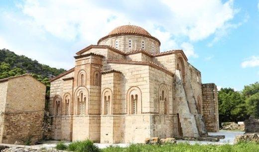 Daphni Monastery, Greece, World Heritage