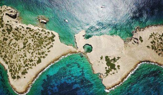 Makronisi Island, Lipsi, Greece