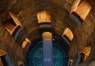 Pozzo di San Patrizio, Well of St. Patrick, Orvieto, Umbria, Italy