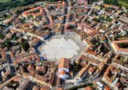 Fortezza di Palmanova, Udine, Italy