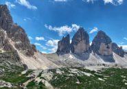 Tre Cime di Lavaredo, Dolomiti, Veneto, Italy, World Heritage