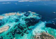Budelli Island, Maddalena Islands, Sardinia, Italy